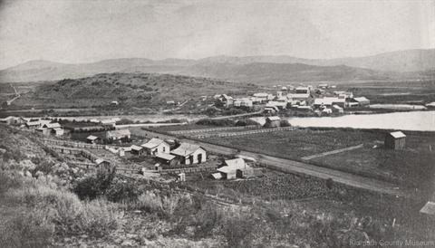 1880 - Linkville early 1880s