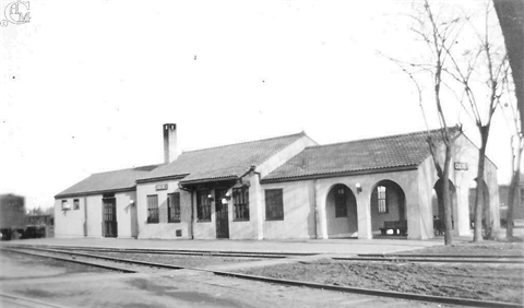 1935 - 1929 Northern Pacific Railway Depot