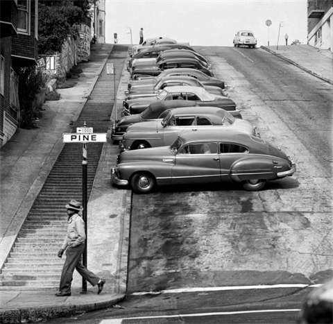 1950 - Streets of San Francisco