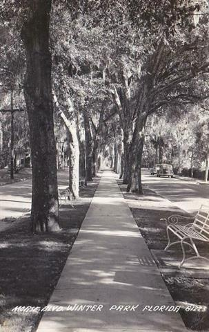 1940 - Morse Blvd., Winter Park, Fla.