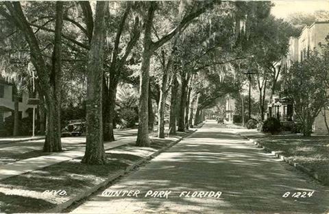 1940 - Morse Blvd., Winter Park, Florida