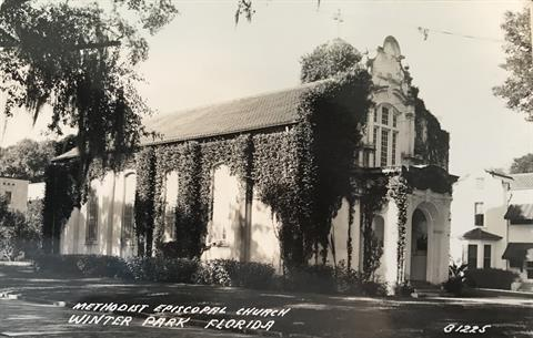 1940 - Methodist Episcopal Church, Winter Park, Florida